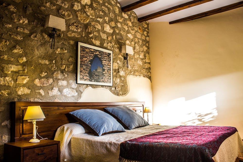 Hotel rural La Font d'Alcalà, Vall d'Alcalà, Alicante