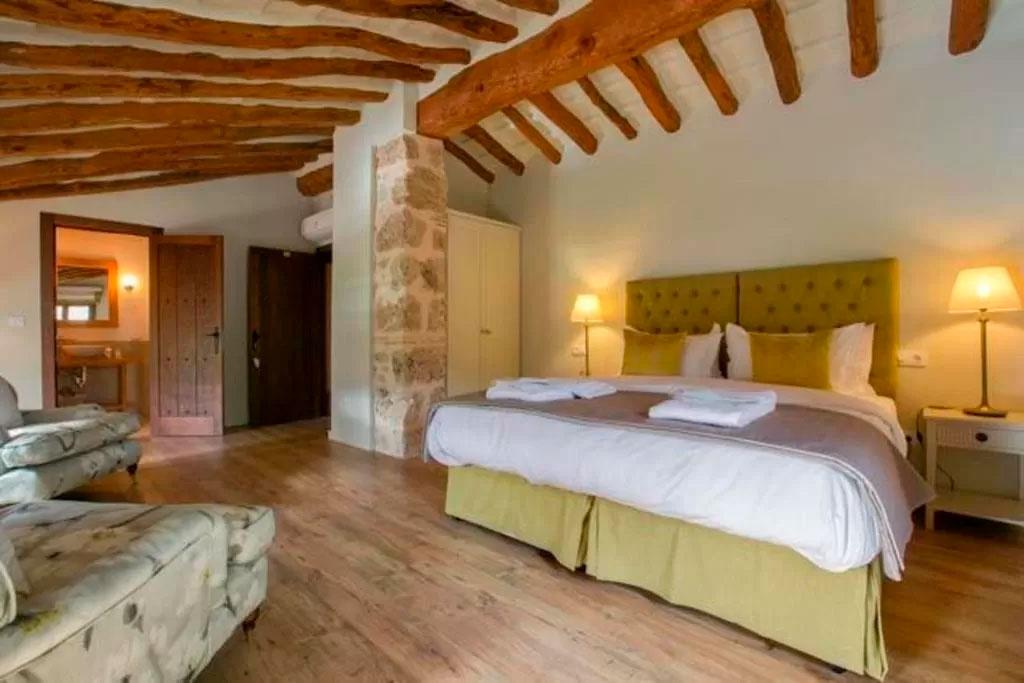 Hotel Rural La Escondida en Penàguila - Alicante