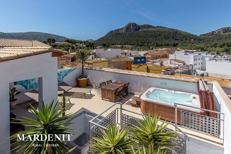 Hotel Mardenit Orba Alicante