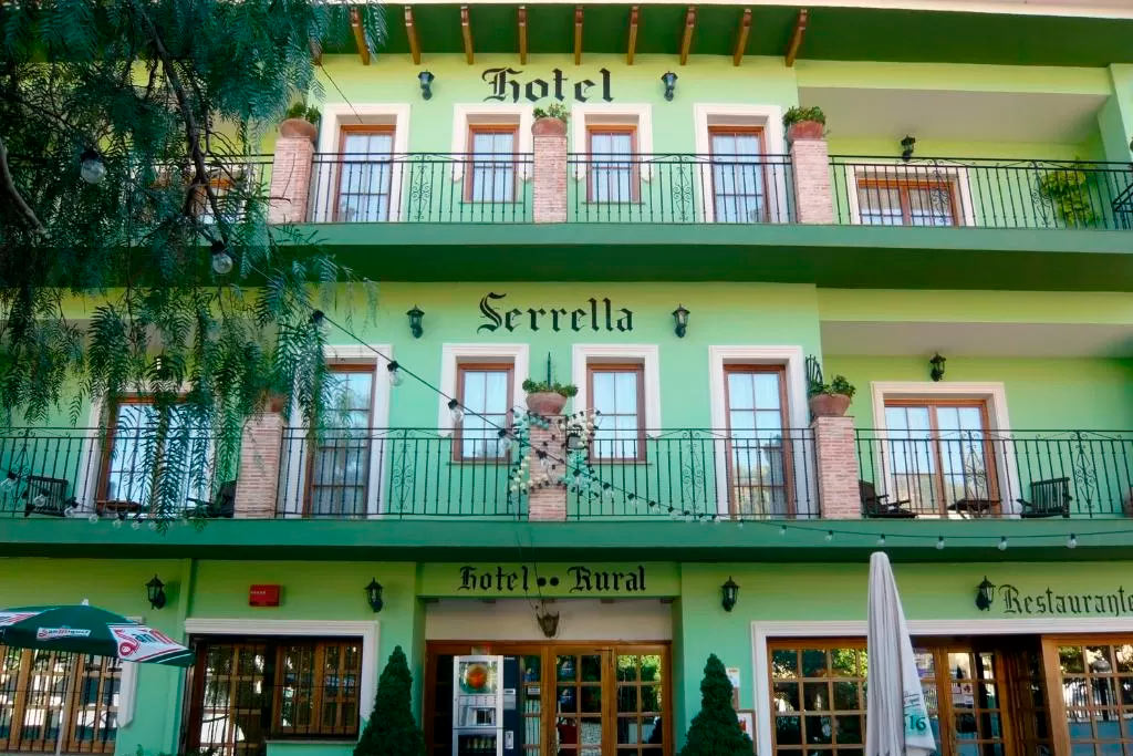 Hotel Rural Serrella, Castell de Castells, Alicante