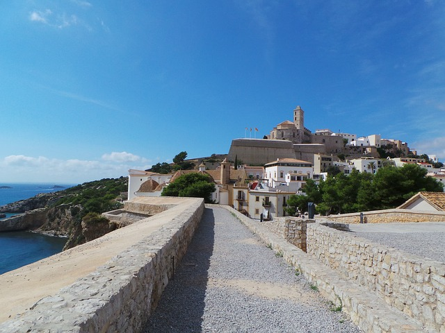 Ruta de Sant Josep a Sa Talaia, subida a la montaña más alta de Ibiza