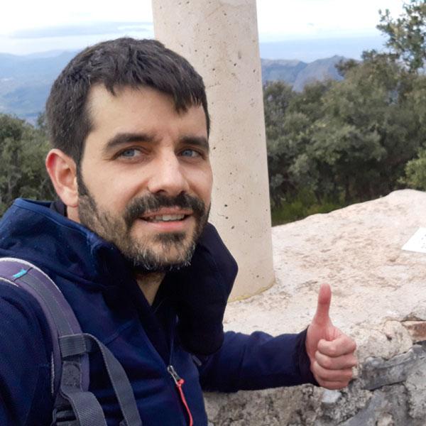 Ignacio Nadal, autor de Serra Amunt