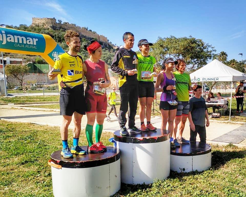 Igualdad hombres-mujeres carreras por montaña, Verena Levy