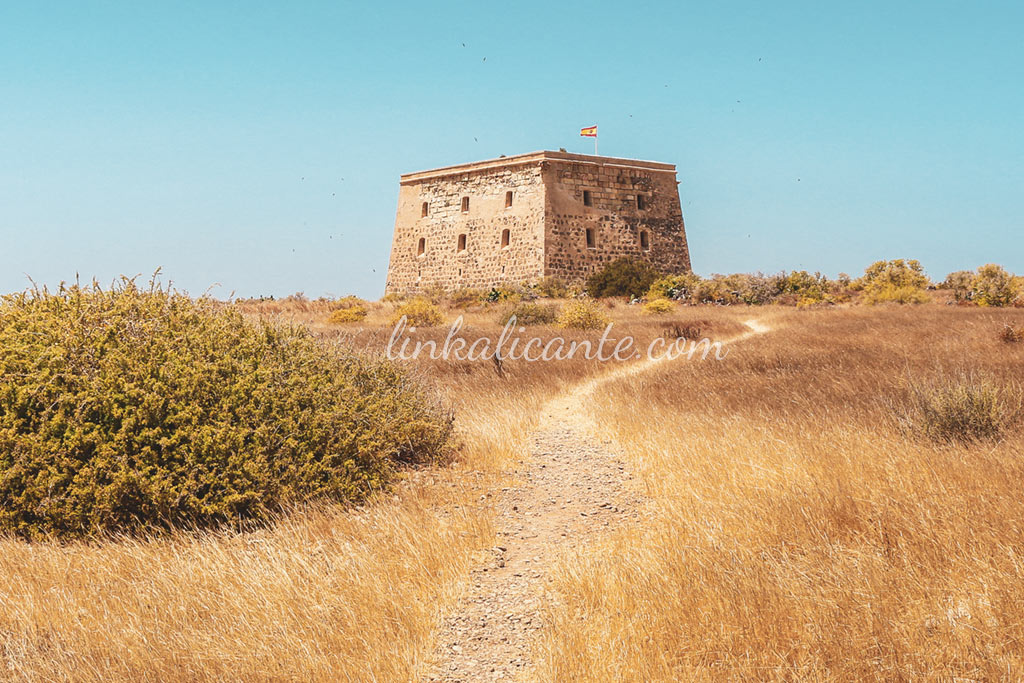 Torre de San José, Isla de Tabarca