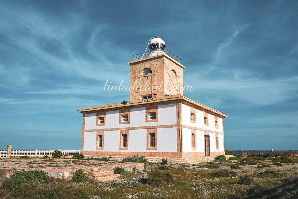 Faro de Tabarca - Isla de Tabarca