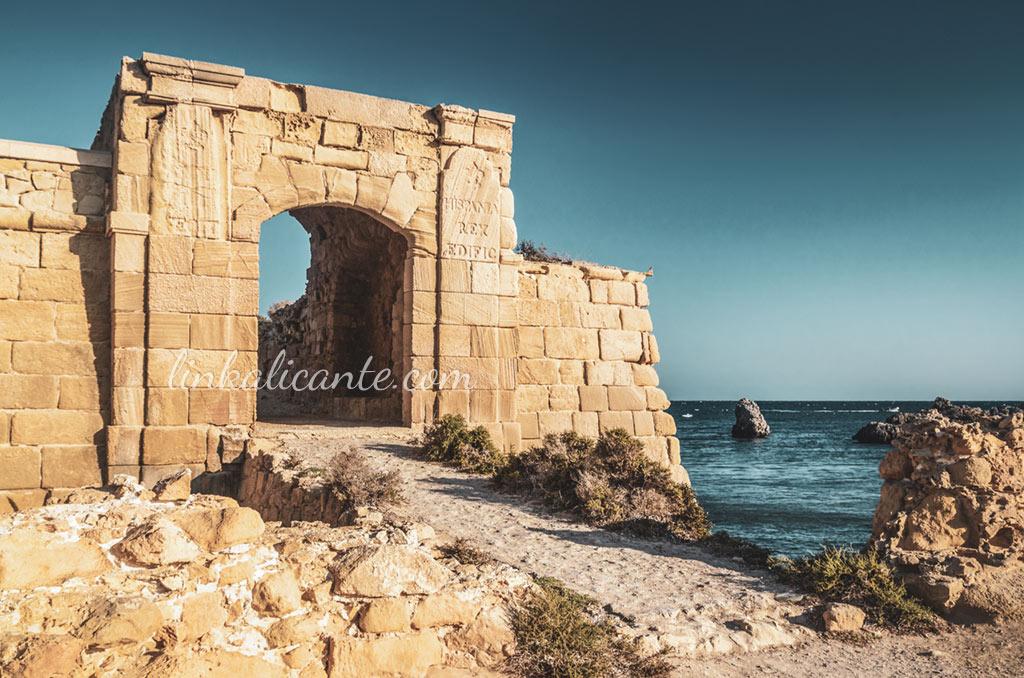 Puerta de San Gabriel, Isla de Tabarca