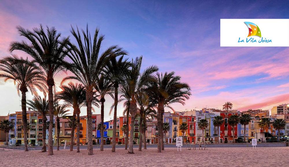 La Vila Joiosa, Alicante, Costa Blanca