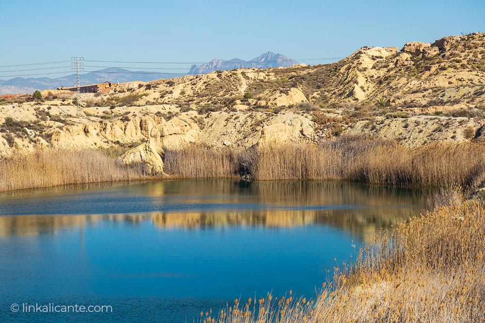 Senderismo Lagunas Rabasa Alicante