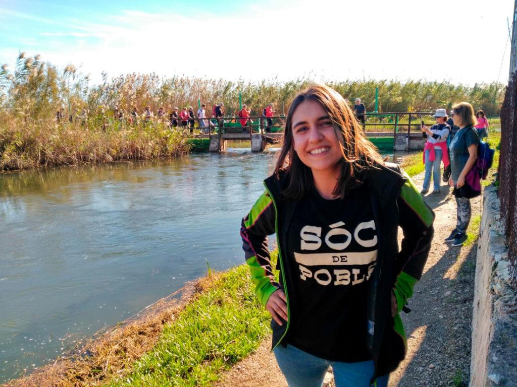 Maria Roselló Senent, Guia e Intérprete de patrimonio natural