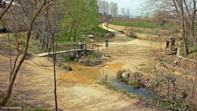 El Molí l'Ombria, Banyeres de Mariola