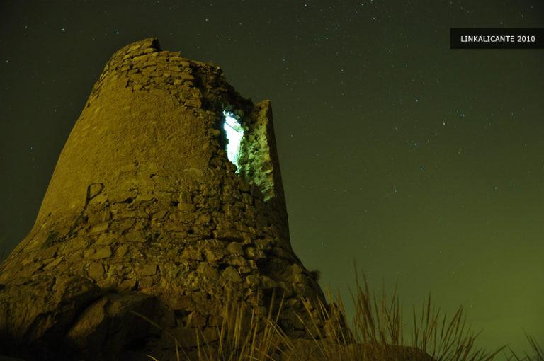 Nocturnas en la Torre de Reixes