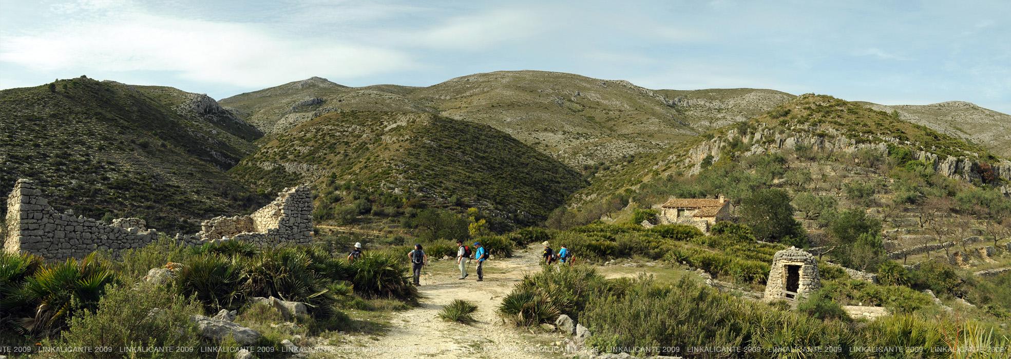 Barranc de l'Infern - Juvees de d'Alt