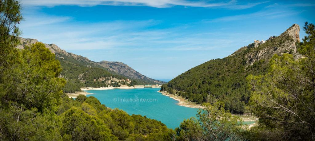 Ruta Circular Embalse de Guadalest