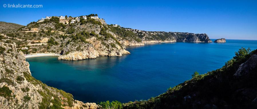 Panoramica Granadella y Punta de Àmbolo