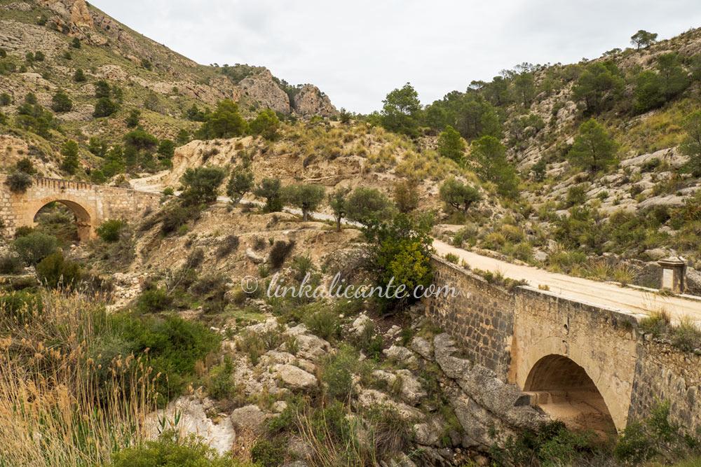 El Pantano de Tibi (Alicante)