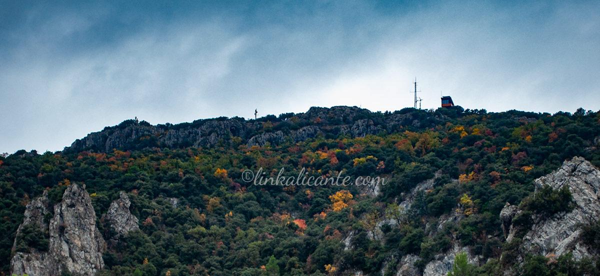 Parc Natural del Carrascar de la Font Roja, Alcoi
