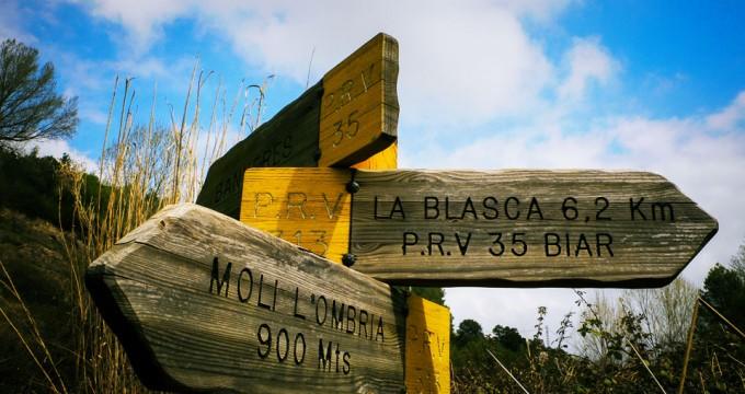 Penya Blasca, Banyeres de Mariola
