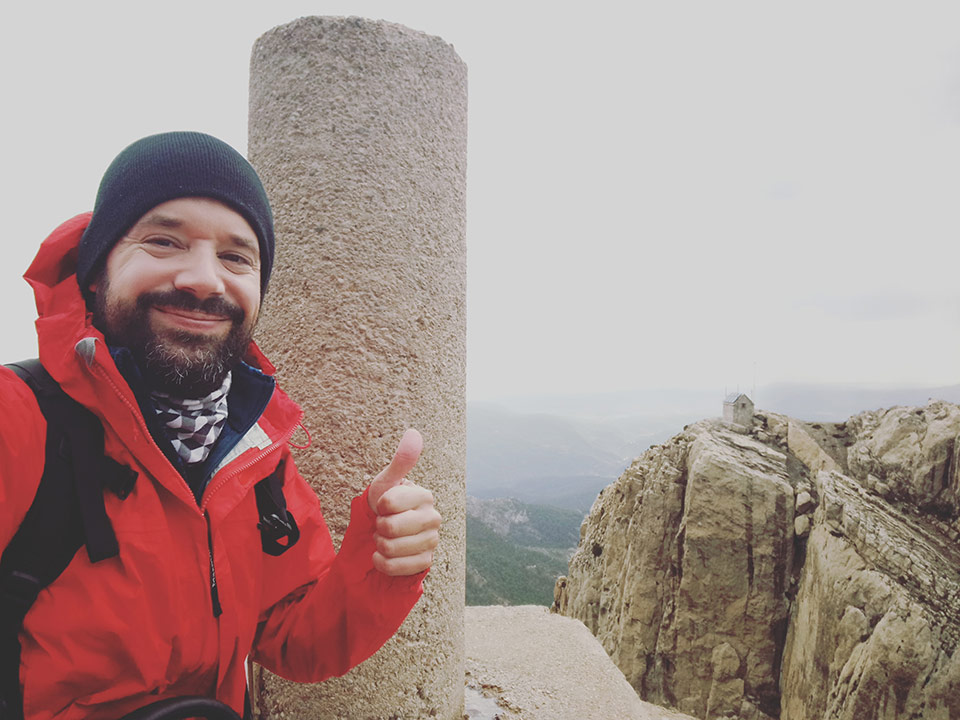 Cumbre Penyagolosa, Castellón, Abril 2018