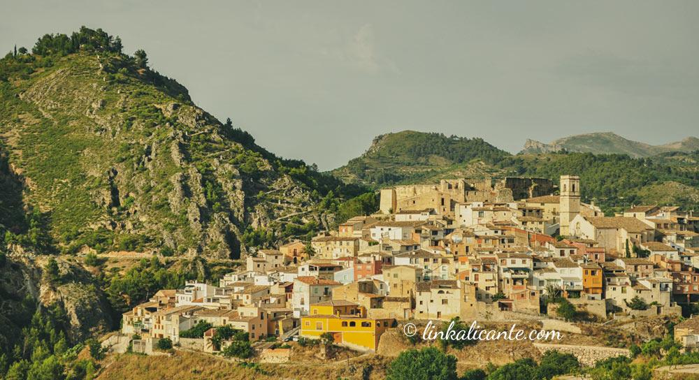 Planes de la Baronía (Alicante)