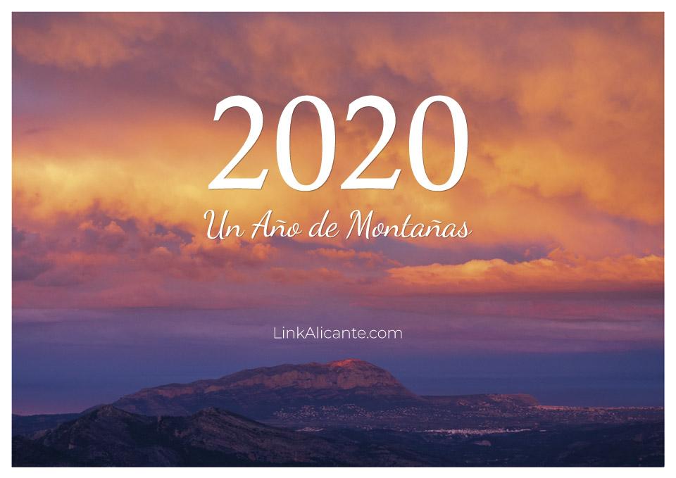 Portada del Calendario 2020 de LinkAlicante