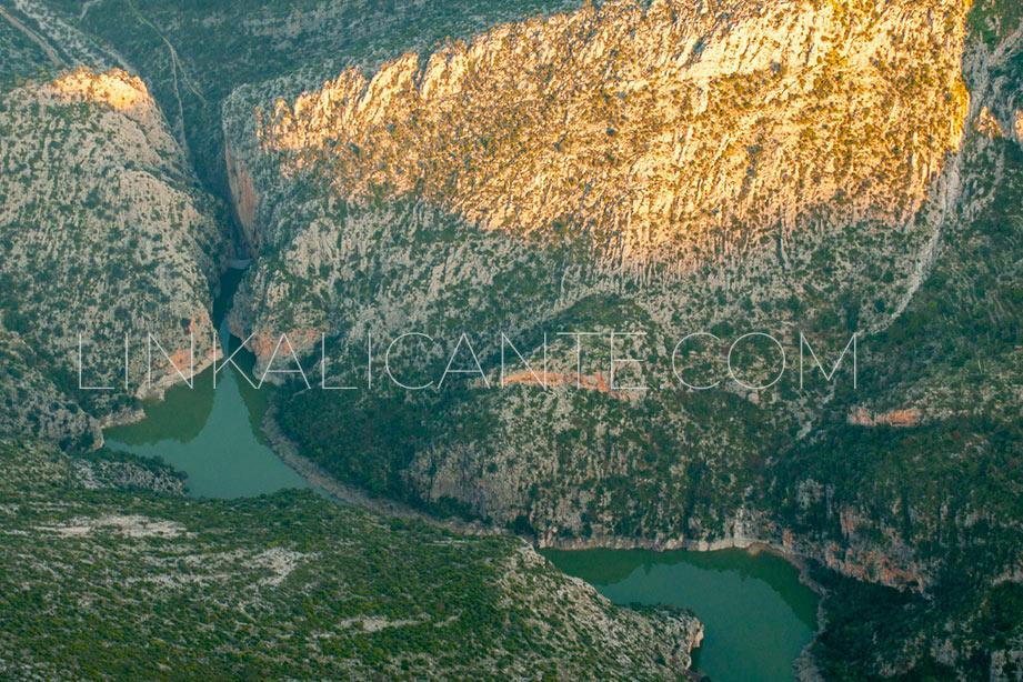 Embalse de Isbert - Vall de Laguar