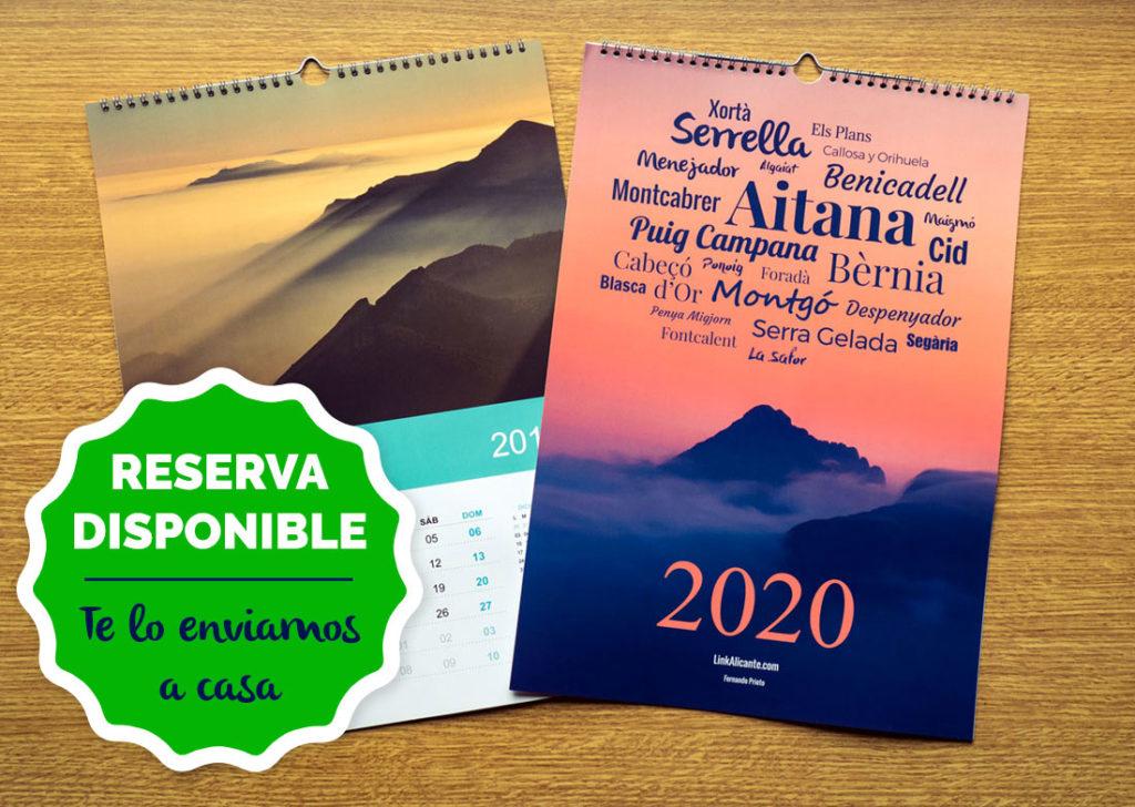 Calendario 2020 LinkAlicante