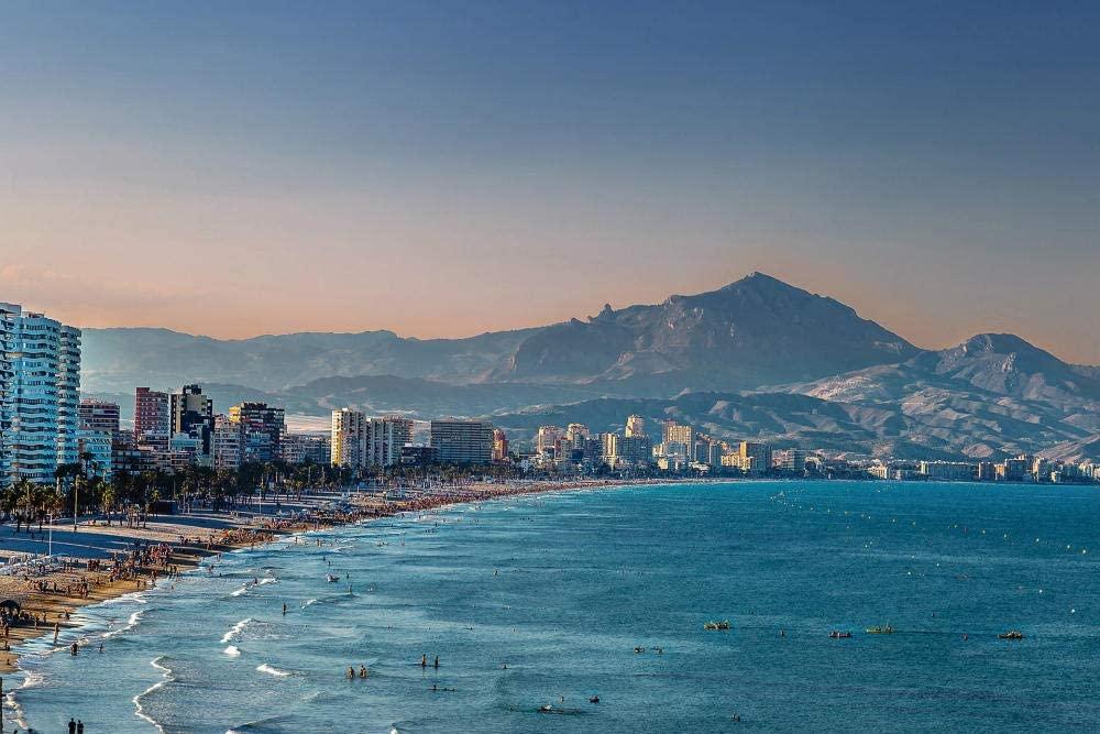 Puzzles Alicante paisajes