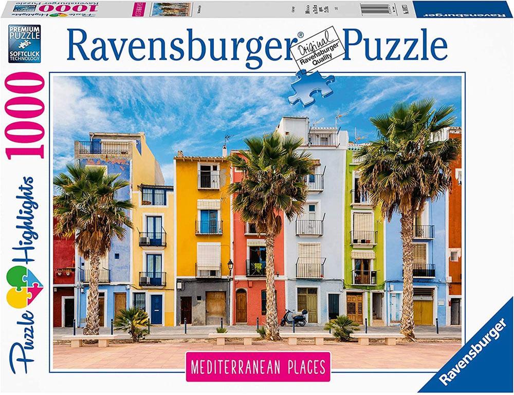 Puzzle Alicante La Vila Joiosa