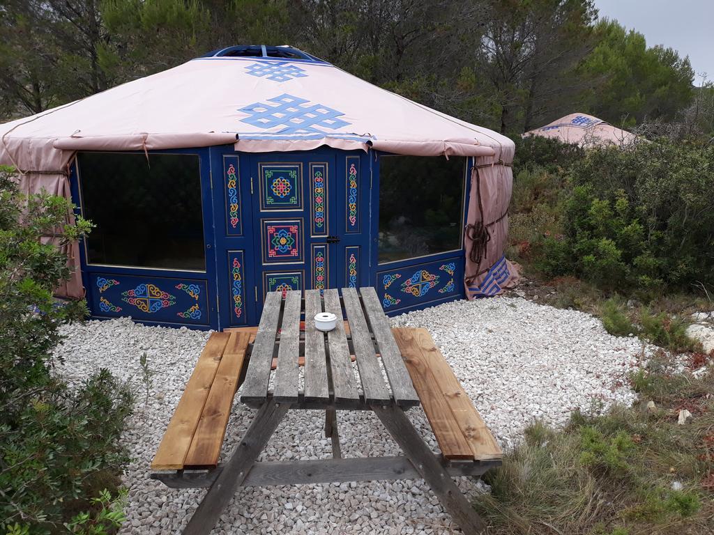 Refugio Ecoburropark Yurtas Vall d'Ebo