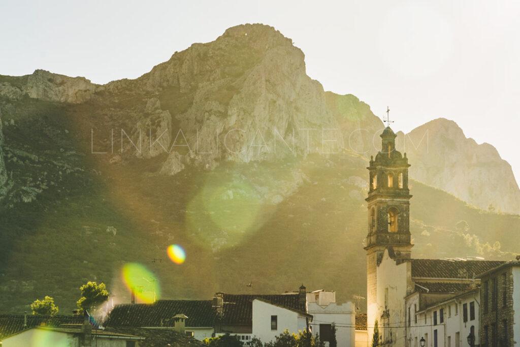 Ruta dels 8 pobles, Vall de Gallinera