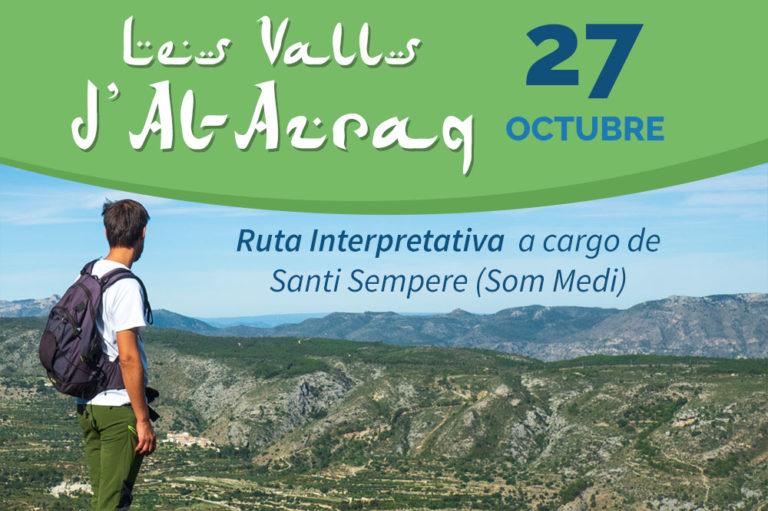 Ruta Vall Alcalà 27 Octubre 2019