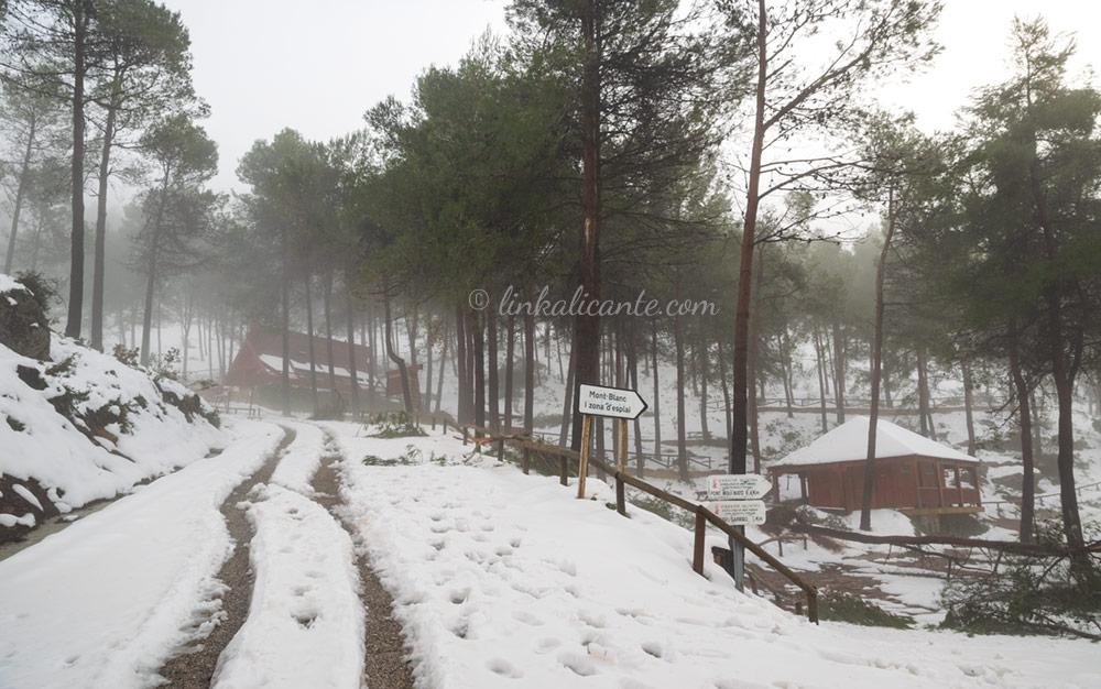 Ruta Cava Don Miquel desde Agres