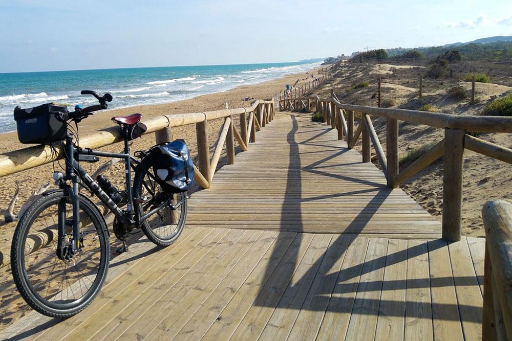 ruta-cicloturismo-alicante-cartagena-guardamar-torrevieja