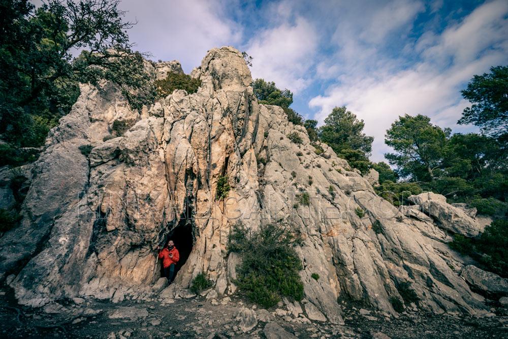 Ruta Cova de Mossen Francés