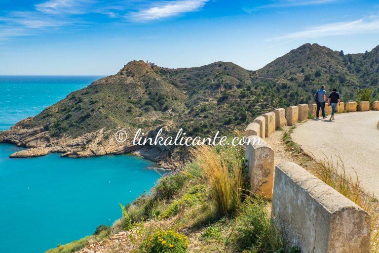 Ruta Faro Albir Alicante Costa Blanca