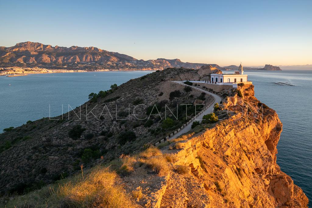 El Faro de l'Albir, Serra Gelada