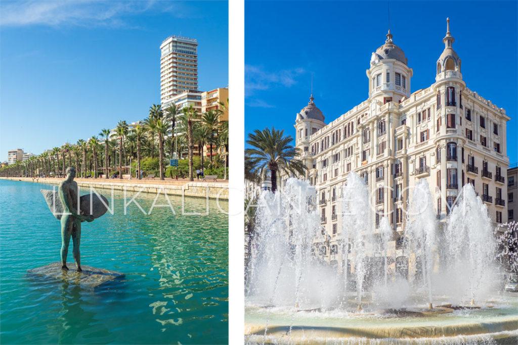 Ruta cultural Alicante ciudad