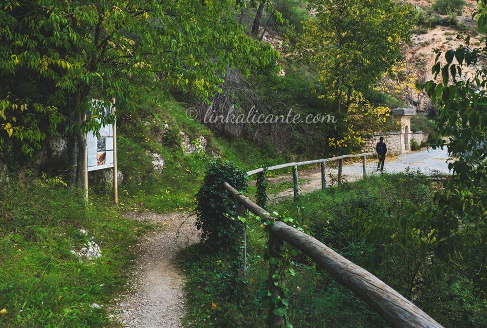 Ruta del Río Molinar - Alcoy