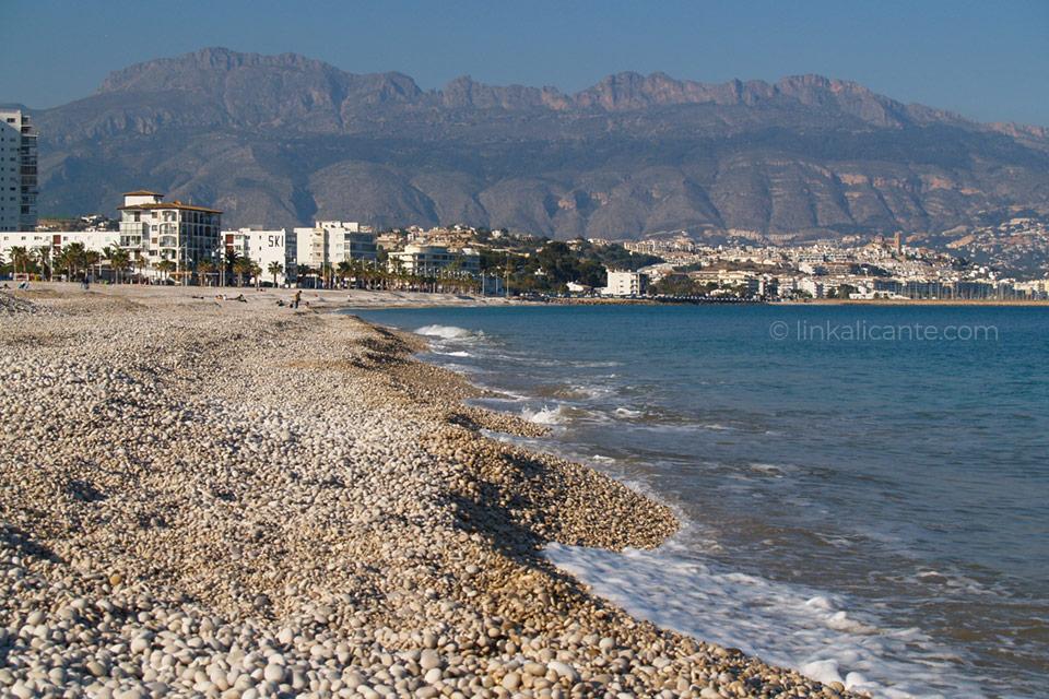 Playa de l'Albir