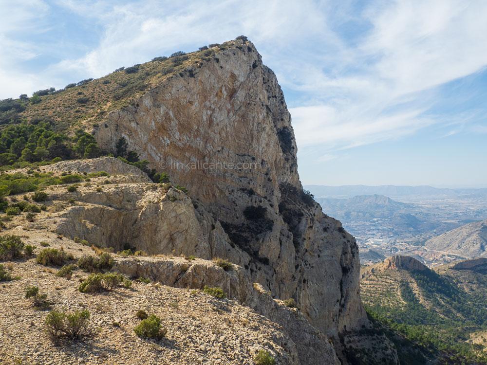 Cara Norte Sierra Cid