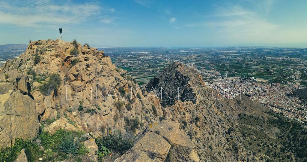 Pico Cortado y Cresta de San Bernardo