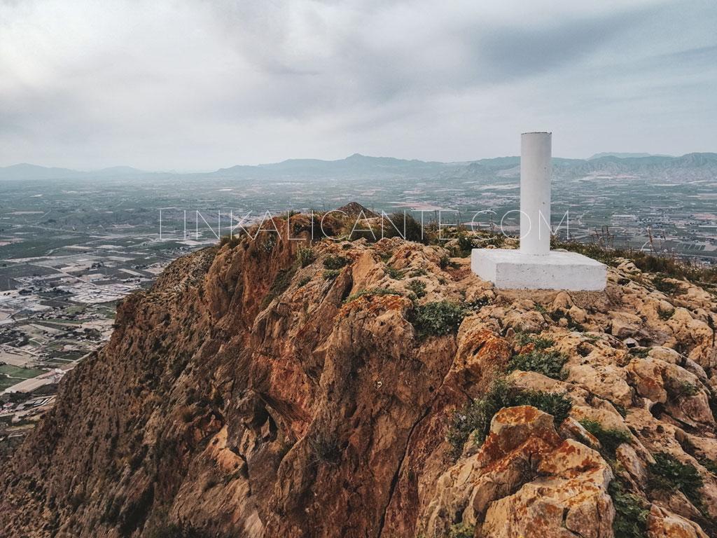 Pico del Águila - Sierra de Callosa