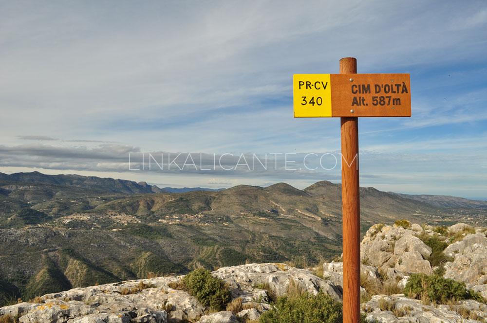 Ruta Sierra de Oltà