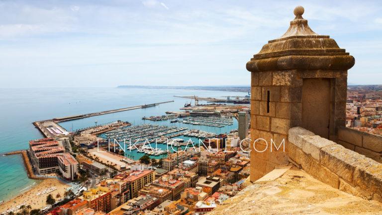 Rutas Culturales provincia de Alicante