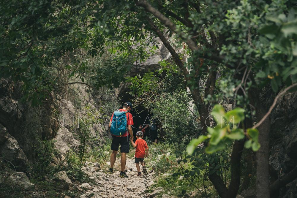 Rutas sencillas para niños y seniors en Alicante