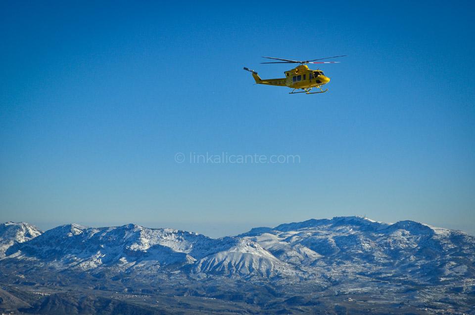 rutas-nieve-alicante-helicoptero