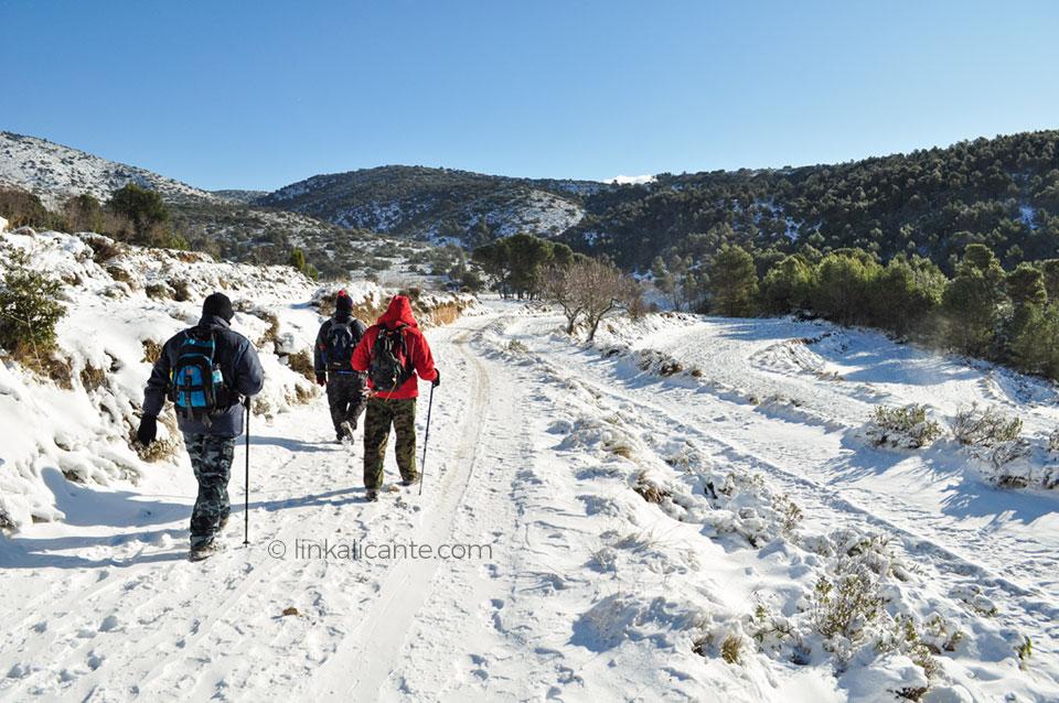 rutas-nieve-alicante-menejador-ibi