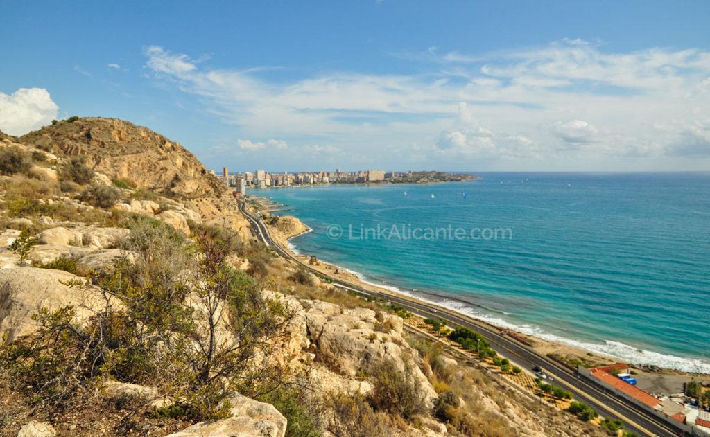 Senderismo en Alicante ciudad - Serra Grossa