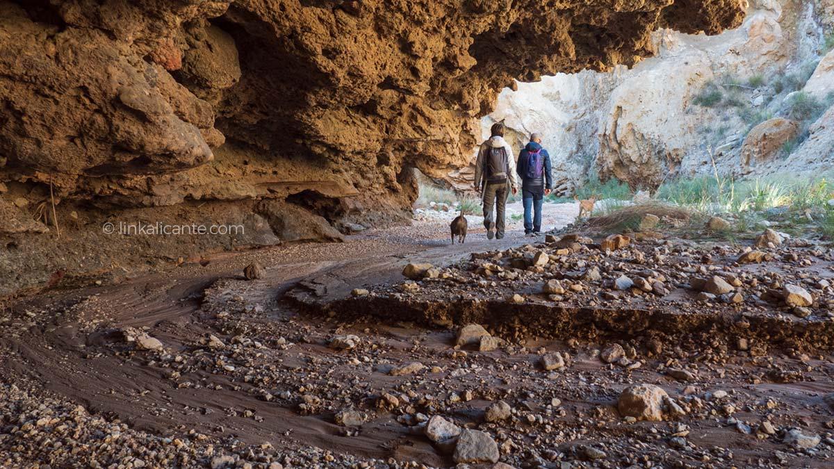 senderismo-barranco-salinas-montnegre