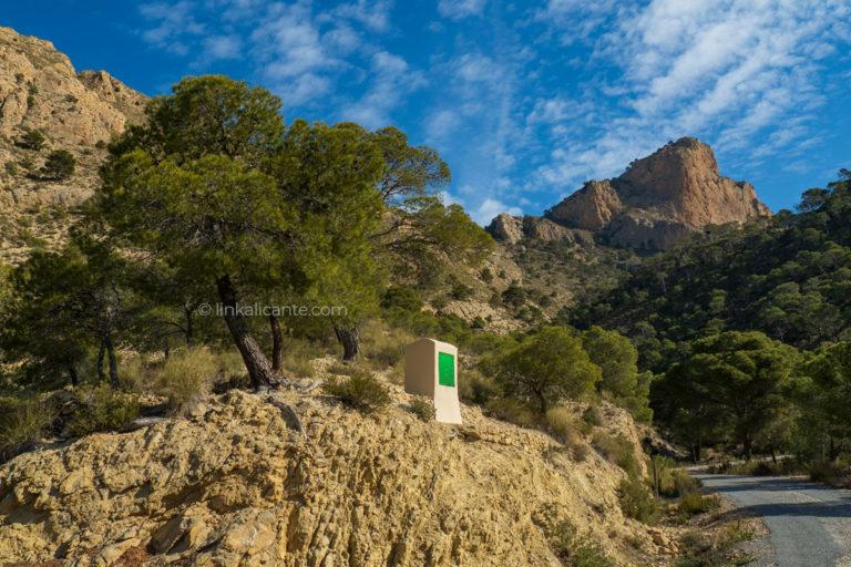 Ruta Senderismo Silla del Cid por les Covatelles
